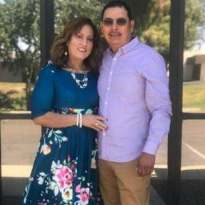 Pastor Adrian and Maria Ochoa