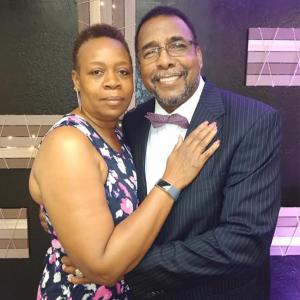 Pastor Cedric and Marilyn Gardner