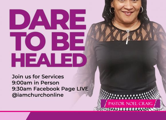 Dare to be Healed