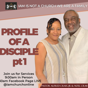 Profile of a Disciple pt1